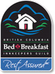 Logo image for BC Bed and Breakfast Innkeepers Guild